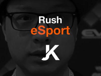 Rush Esport - EVO 2018